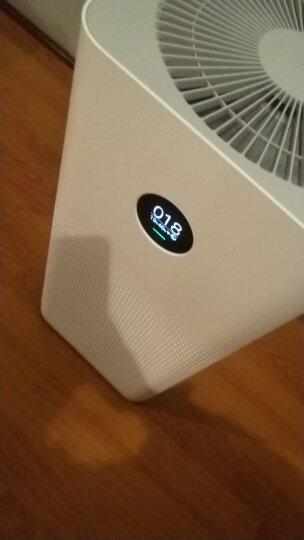 小米(MI) 米家空气净化器Pro2S3家用智能除甲醛雾霾PM2.5去烟客厅卧室办公室空气净化机 米家pro+除异味花粉版(详见赠品) 晒单图