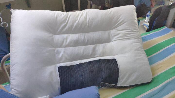 南极人(NanJiren)枕芯家纺 决明子枕头颈椎学生枕头芯 加带全棉枕套花型随机 晒单图