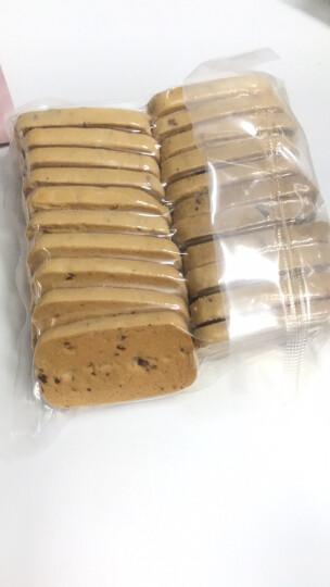 卜珂零点 手工网红甜品办公室零食小吃糕点早餐  蔓越莓曲奇饼干 100g 晒单图