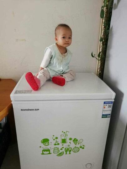 容声(Ronshen) 145升 冰柜 家用 冷藏冷冻转换 一级能效 小型迷你 单温母婴母乳小卧式冰箱 BD/BC-145MB 晒单图