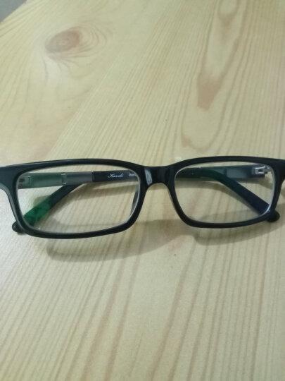 卡沃利(Kavoli)板材眼镜框男女超轻眼睛成品光学配镜全框镜架方框近视眼镜K1093 吉祥 玳瑁色 镜框+1.67变色 超薄镜片(300-900度) 晒单图
