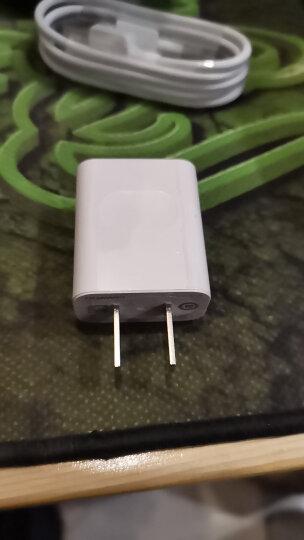 华为(HUAWEI)原装充电器/手机充电器/充电头 5V1A充电器+1m安卓数据线套装 白色 适用于安卓类手机/平板 晒单图