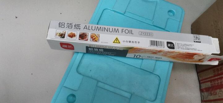 展艺 烘焙工具  食品级锡纸烧烤锡铝箔纸吸油纸  10m 晒单图