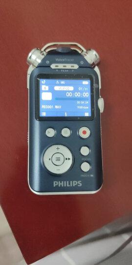 飞利浦(PHILIPS)VTR5100 8GB 学习记录 远距离录音笔 经典锖 晒单图