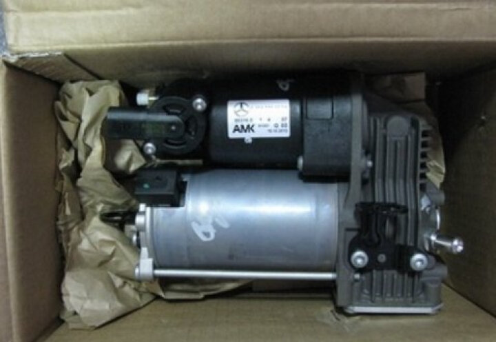 suoshid适用于奔驰W164 W251 W166打气泵 充气泵 全新专业厂 继电器 晒单图