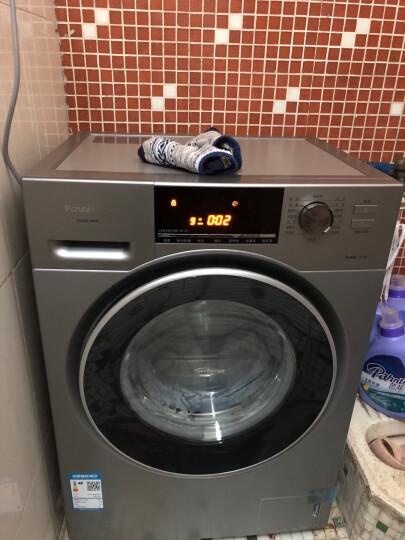 松下(Panasonic)E9A2T 全自动变频滚筒洗衣机 大容量家用洗脱干一体洗衣机 【9KG洗烘】新品白色 晒单图