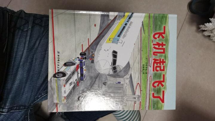 飞机起飞了·日本精选科学绘本系列 晒单图