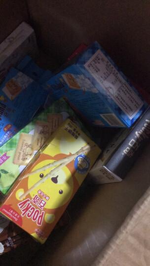 格力高(Glico) 百醇Pejoy 注心巧克力饼干棒休闲零食巧克力牛奶抹茶草莓红酒朗姆新口味48g 草莓香草味 晒单图