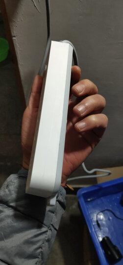 公牛(BULL)新国标插座套装/插线板/插排/排插/接线板/拖线板 GN-B3440+GN-B3220  8位+4位 1.8米组合套装 晒单图