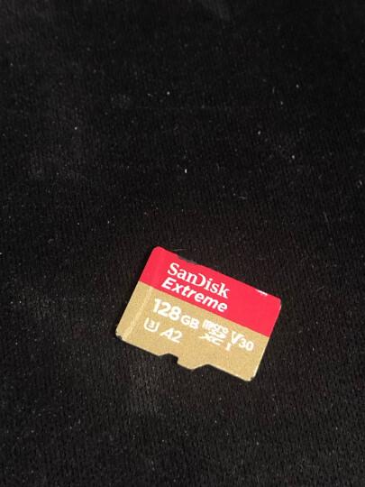 闪迪(SanDisk)64GB TF(MicroSD)存储卡 U1 C10 A1 至尊高速移动版 读速100MB/s APP运行更流畅 晒单图