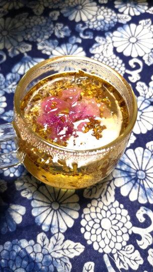 艺福堂 茶叶花茶 冻干蜂蜜柠檬片 水果柠檬茶 泡水喝的凉茶花草茶80g 晒单图