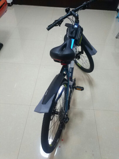 SAHOO 自行车电动车防雨罩防晒防尘加厚山地车电瓶车铝箔车衣车罩骑行装备配件 晒单图