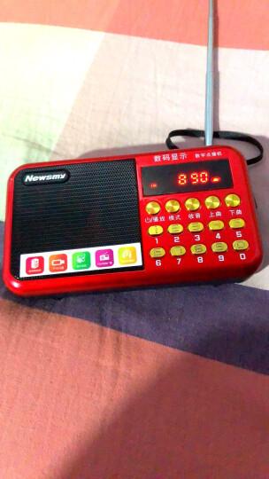 纽曼(Newsmy)L60插卡收音机 音响 音箱 MP3播放器 蓝牙自拍无线免提通话 TF卡低音炮电视电脑音箱 苹果手机音响 晒单图
