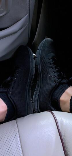匹克男鞋运动鞋男2020年夏季男鞋新款跑步鞋休闲鞋轻便透气男鞋大码46码47码H 大红 43 晒单图