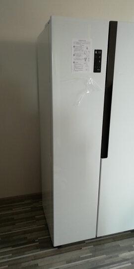 容声(Ronshen) 526升 对开门冰箱 风冷无霜 纤薄机身 节能静音 净味 珍珠白 BCD-526WD11HY 晒单图
