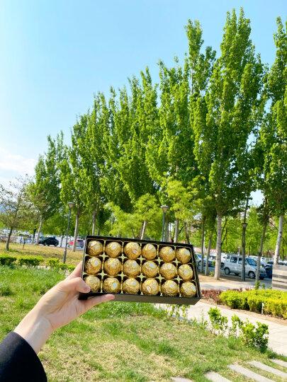 费列罗巧克力礼盒装七夕情人节生日礼物送女友女生员工福利进口糖果 费列罗巧克力18粒 晒单图