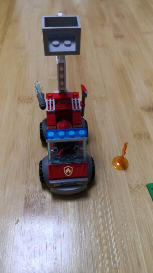 乐高(LEGO)积木 城市警察系列男孩子小颗粒城市系列警察局高速追捕5-12岁圣诞礼物 60256城市赛车 晒单图