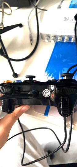 北通(Betop)阿修罗2有线游戏手柄xbox360精英PSPC电脑电视Steam荒野大镖客2刺客信条怪物猎人世界实况足球 白 晒单图