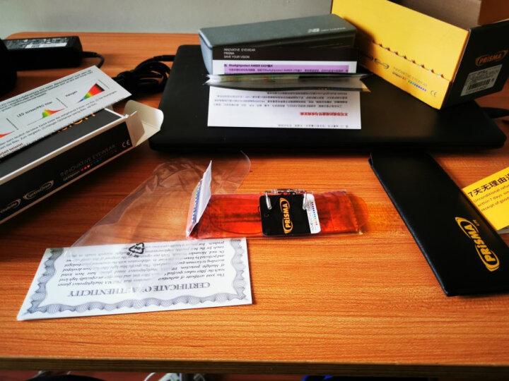 PRiSMA德国品牌防蓝光眼镜夹片 手机电脑近视专用防辐射镜架片夹 办公抗疲劳平光护眼 晒单图