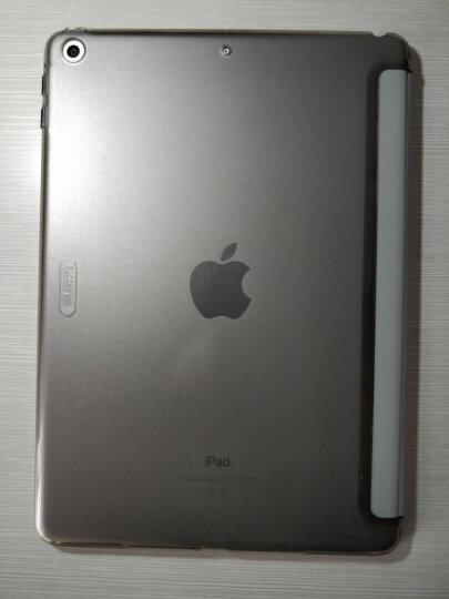 亿色(ESR)苹果新iPad保护套 2018新/2017款壳 全包轻薄防摔后壳半透明9.7英寸皮套不带笔槽 悦色系列 玫瑰金 晒单图