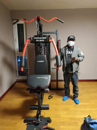 【三人站】美国汉臣 HARISON综合训练器械 多功能力量训练器械家用 三人站大型组合 运动健身器材 Discover 1049 晒单图
