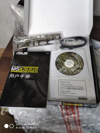 华硕(ASUS)M5A78L-M LX3 PLUS主板(AMD 760G/Socket AM3+) 晒单图
