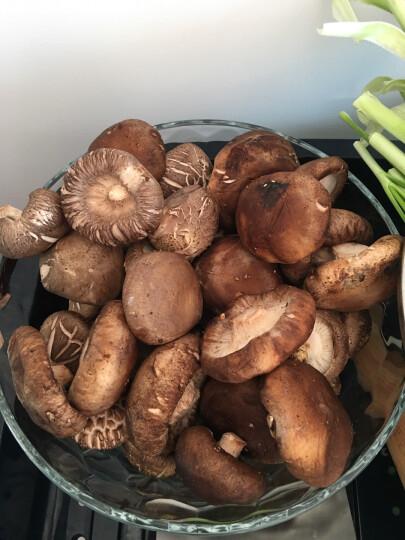 菌香园 香菇  约400g 新鲜蔬菜 火锅食材 晒单图
