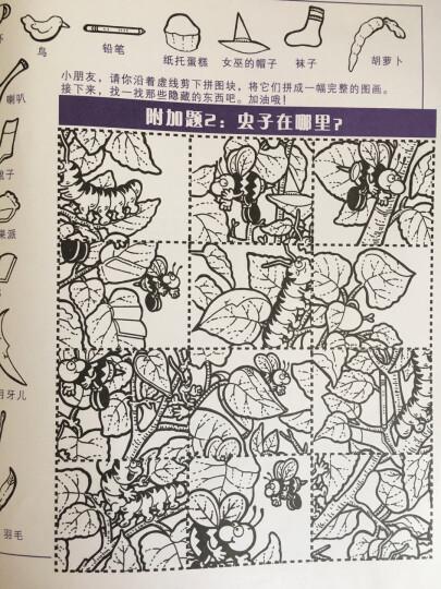 图画捉迷藏(紫色卷·经典版) 晒单图
