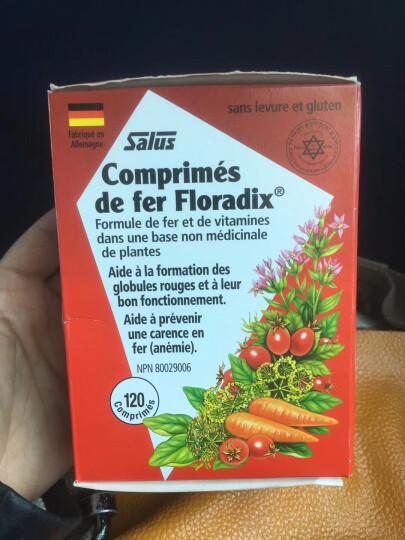 莎露斯铁元(Salus Floradix)德国进口绿铁口服液500ml/瓶成人女性孕妇补铁补血 晒单图