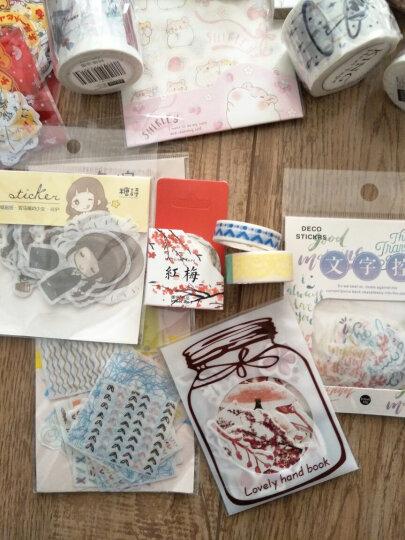 创意复古烫金系列和纸胶带 手账DIY配件手账小物件贴纸 丘比特之箭 15mm 晒单图