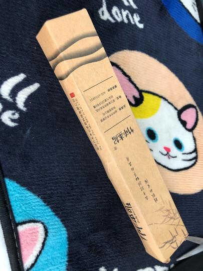 竹木本记筷子勺子筷勺套装学生旅行日式便携式日本餐具牡丹 晒单图