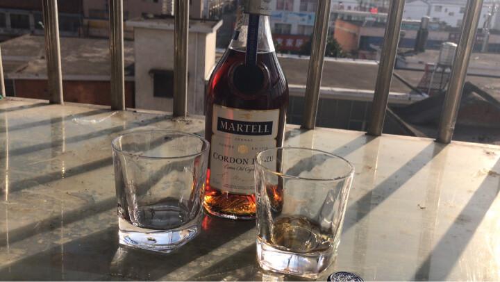 宝树行 马爹利蓝带500ml MARTELL 干邑白兰地 法国原装进口洋酒 晒单图