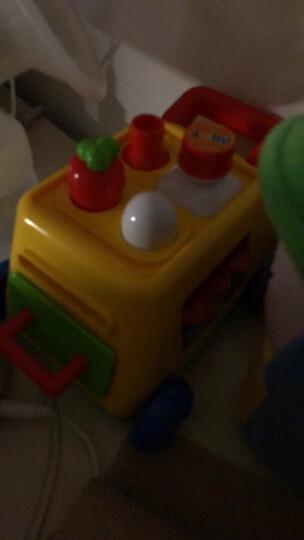澳贝(AUBY) 新生、成长宝宝推荐儿童礼包 奥贝益智套装 0-1-2岁婴儿玩具(新老配色随机发货) 森林钢琴健身架+早教布书+放心煮灌装5PCS 晒单图