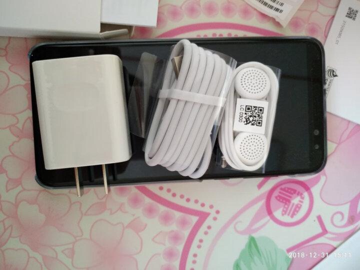 华为 HUAWEI 麦芒 6 全网通 4GB+64GB版 曜石黑 移动联通电信4G手机 双卡双待 晒单图