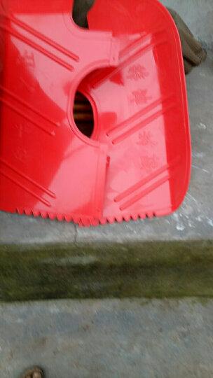 一口米125摩托车前保险杠下挡风板150男士骑士车轮胎挡泥板防风防雨防寒80cm*67cm摩托车配件 红色(收藏关注加购本品享优先发货) 晒单图