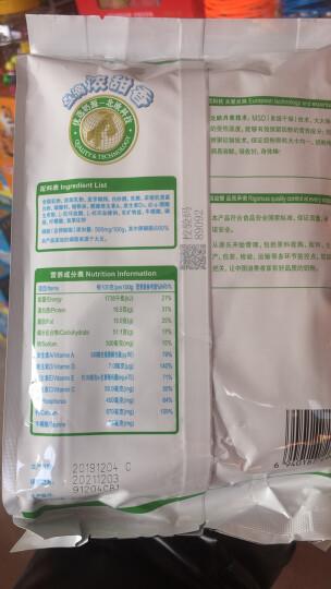 【旗舰店】蒙牛全脂甜奶粉400g*2袋 儿童青少年学生女士成人全家营养高钙奶粉 晒单图