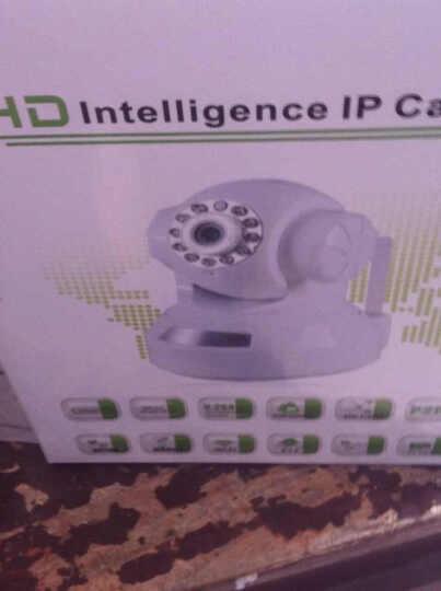 家用摄像机3D立体监控网络摄像头全景网络摄像头wifi网络看家商超实时手机远程监控高清全景摄像机 标配加16G卡 晒单图