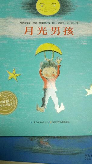 绘本时光·月光男孩·海豚绘本花园(平装 新版) 晒单图