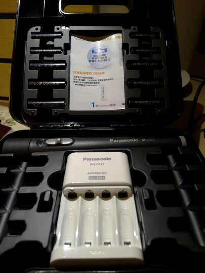 爱乐普(eneloop)充电电池5号7号共10节家庭套装收纳盒附手电KJ17HCC64W含17智能充电器 晒单图