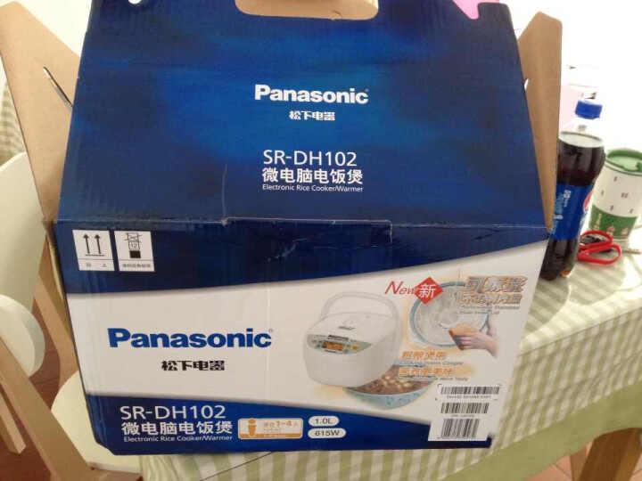 松下(Panasonic)SR-DH102智电饭煲电饭锅cad打印显示图纸不图片