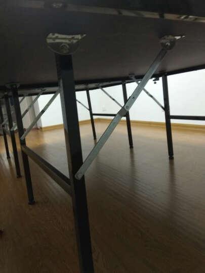 健伦(JEEANLEAN)乒乓球桌 室内家用可折叠移动乒乓球台户外 标准级KL315户外乒乓球台(室外款) 晒单图