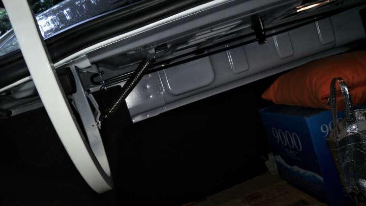酷唯斯 汽车后备箱弹簧自动升举器 后尾箱遥控可调式单个无液压杆 一对装颜色随机 福特福睿斯 晒单图
