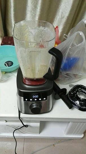 飞利浦(PHILIPS) 破壁机 榨汁机 家用电动果汁机 水果机 高速搅拌机 HR3865/00 高达45000转/分 晒单图