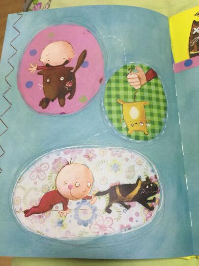 《弟弟妹妹使用手册》萌化了,对付比你小的熊孩子的秘密武器 读小库儿童书绘本 3-6岁 晒单图