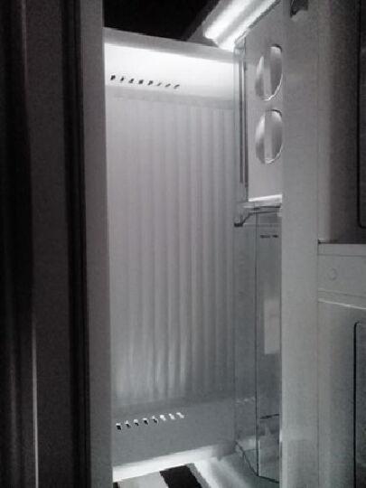 西门子(SIEMENS)454升 变频混冷无霜 多门冰箱 零度保鲜 (钛银色) BCD-454W(KM40FSS9TI) 晒单图