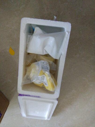 榴鲜生榴莲 泰国进口金枕头榴莲 冷冻新鲜水果 简装300g*5 晒单图