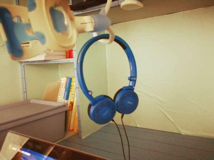 爱科技(AKG)K420LE 耳机头戴式 折叠便携式音乐耳机 通用 重低音手机耳机 深蓝色 晒单图