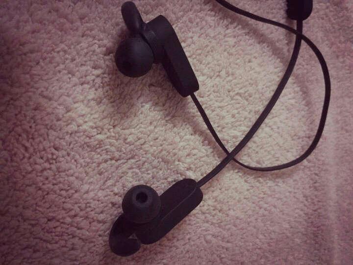 蛇圣(Holy serpent) F1 入耳式无线运动蓝牙耳机 4.1重低音适用于苹果华为小米通用 白色 晒单图