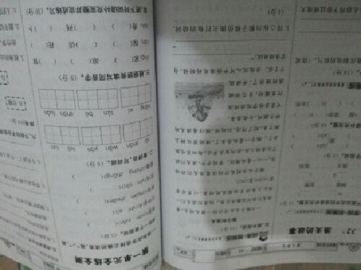 小学教材全练 四年级语文下 人教版 2015春  晒单图