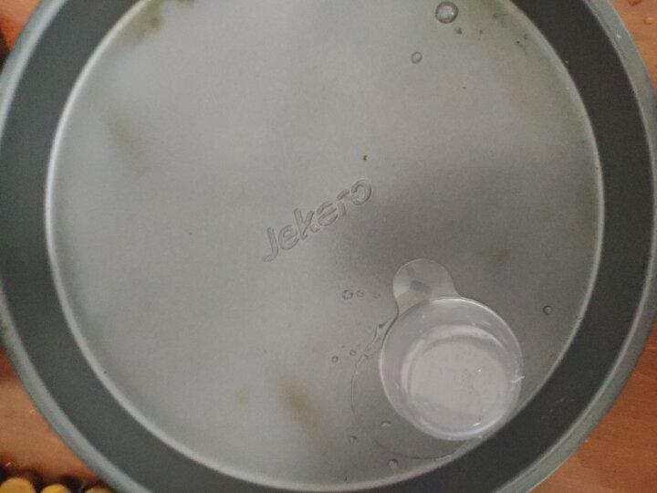 杰凯诺深口9寸披萨盘 黑色不粘层比萨烘焙工具 烘培模具 晒单图